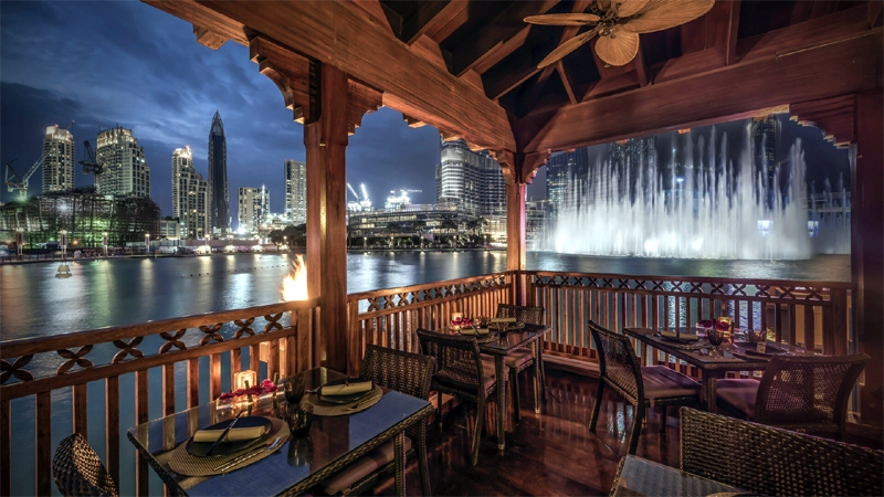 Luxury Restaurants in Dubai