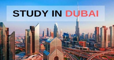 Studying in Dubai