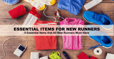 Items for New Runners