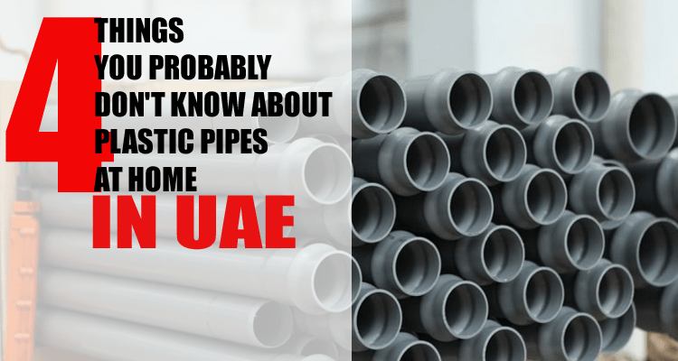 Plastic Pipes in UAE