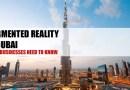 Augmented Reality in Dubai