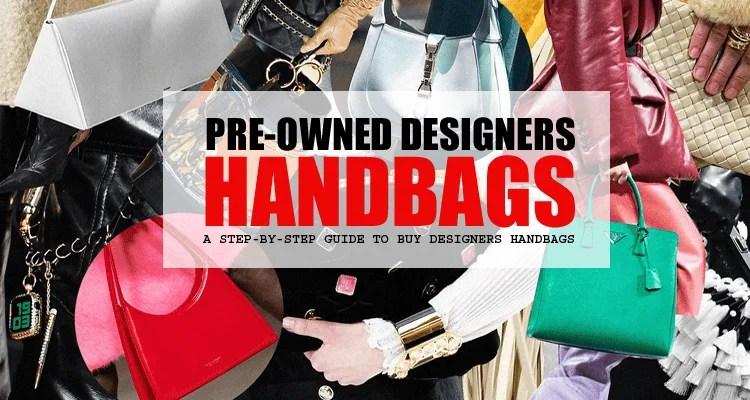 pre-owned designer handbags