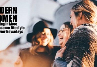 Modern Women Lifestyle