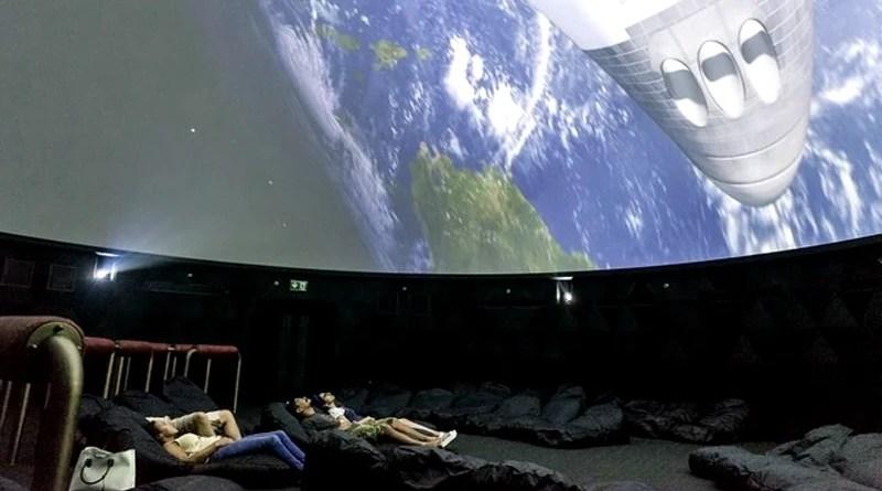 4D Cinema in Dubai