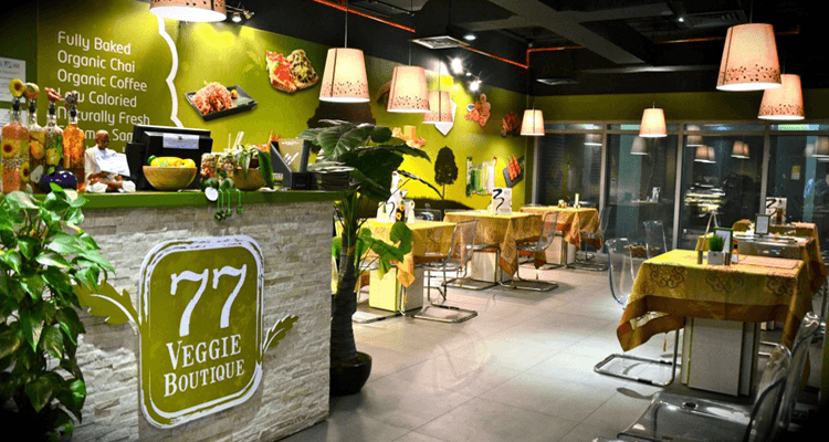 77 Veggie Boutique Dubai