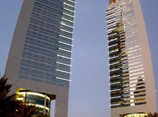 tallest buildings in dubai
