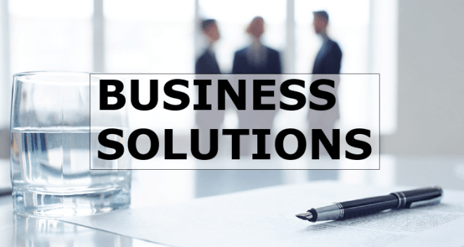 business solution provider in Dubai