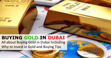 Buying Gold in Dubai