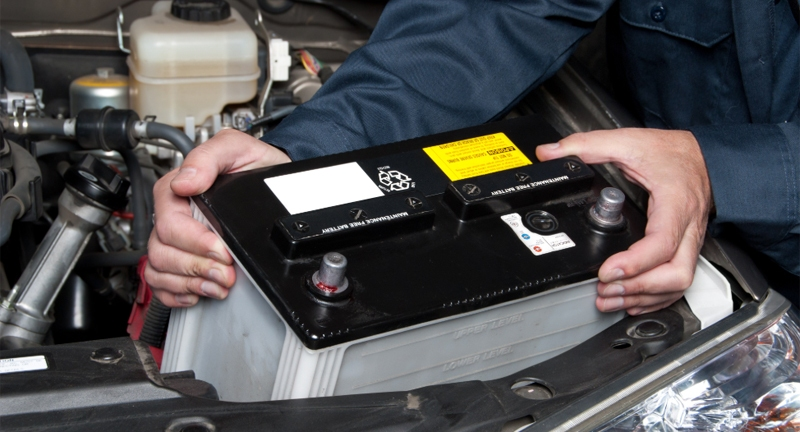 Car Batteries in Dubai