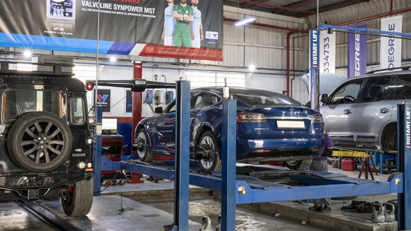 Car Maintenance Dubai