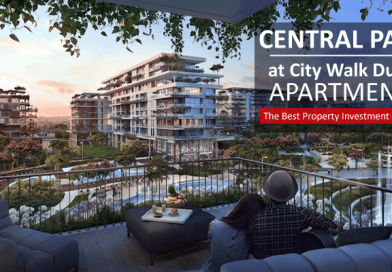 Central Park City Walk Apartments: The Best Property Investment in Dubai