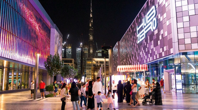 City Walk Dubai Hub Zero