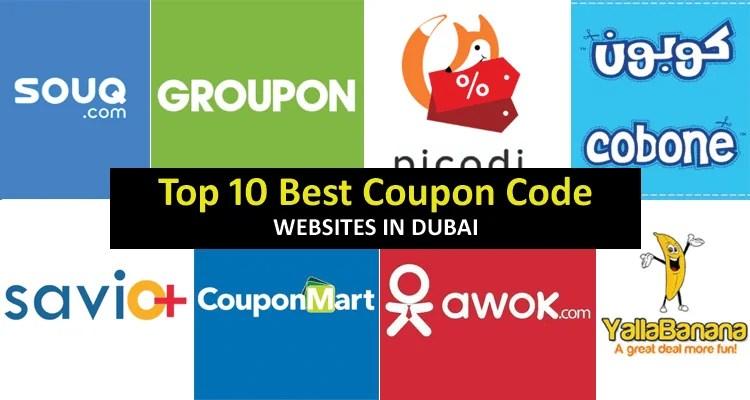 Coupon Websites in Dubai
