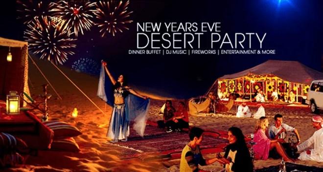 Desert Safari New Year