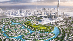District One MBR City Dubai