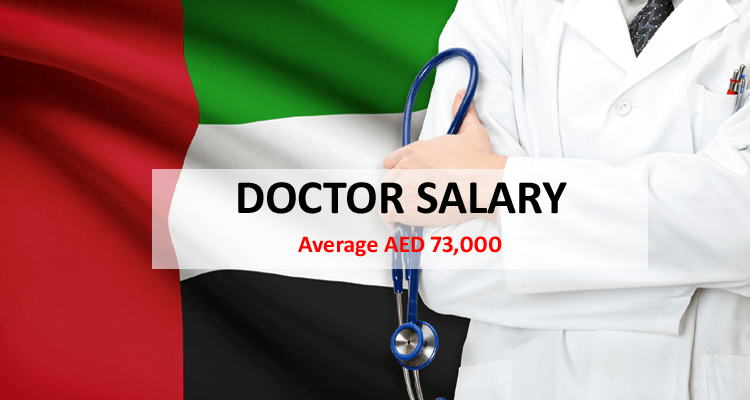 Doctor Salary Dubai