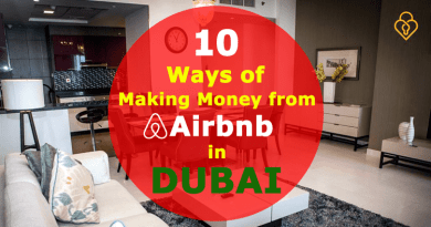 Making Money from Airbnb in Dubai