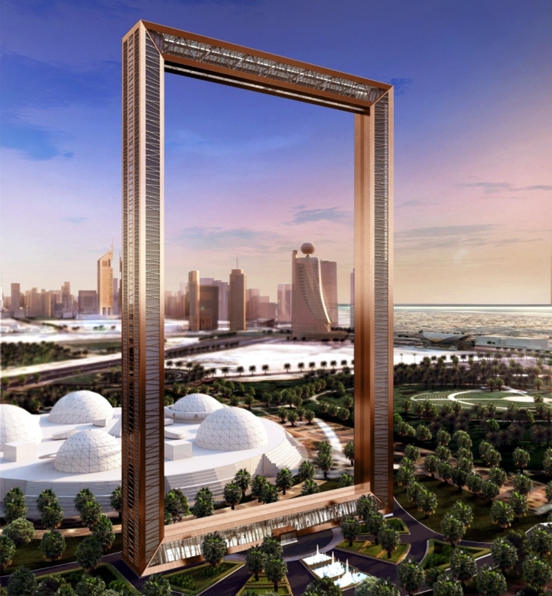 Dubai Frame Project