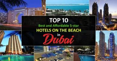 Dubai Hotels on the Beach