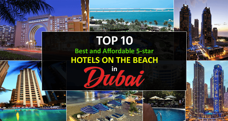 Dubai Hotels on the Beach