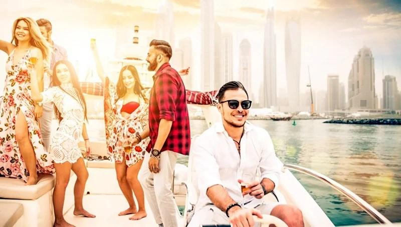 Dubai Social Life