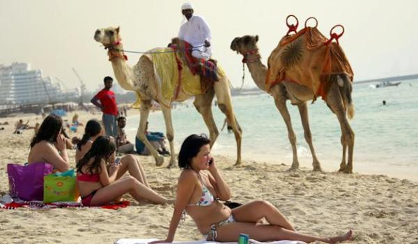 Dubai best tourists destination in world