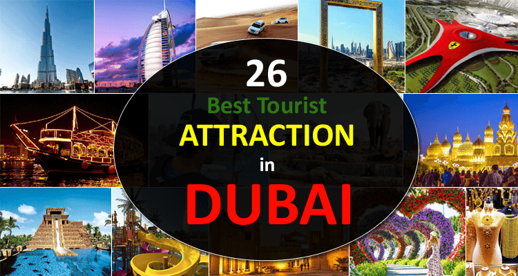 26 Best Dubai Tourist Attractions In 2018 Flashydubai Com