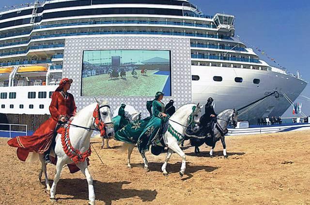 dubai cruise terminal
