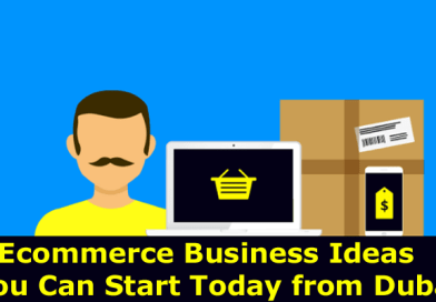 4 E-Commerce Business Ideas You Can Start Today from Dubai