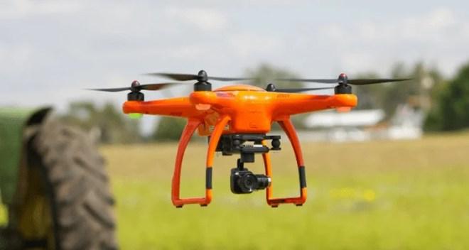 E-Commerce Drones