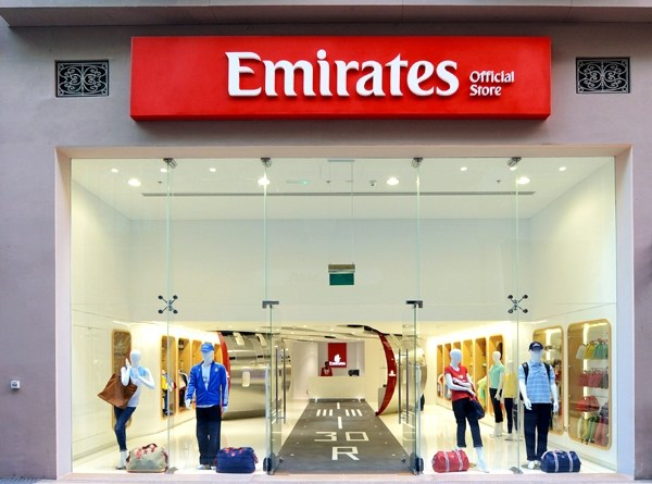 Emirates Official Store Dubai Mall
