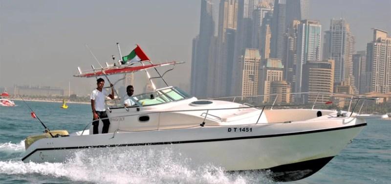 Fishing Rules in Dubai