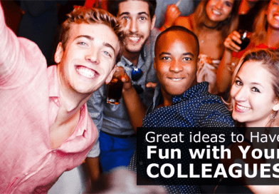 Great ideas to Have Fun with Your Colleagues in Dubai