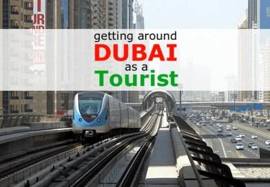 Getting Around in Dubai