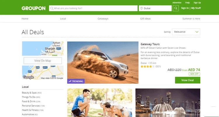 Top 10 Best Coupon Code Websites in Dubai - FlashyDubai com