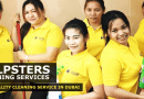 Helpsters Cleaning Service: Top Quality Dubai Cleaning Service