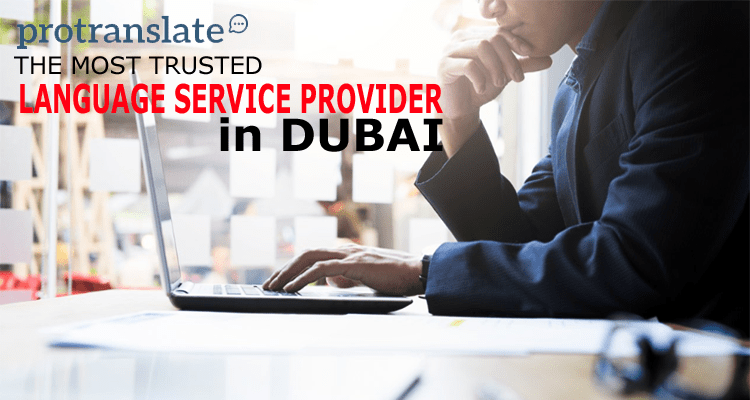 Language Service Provider in Dubai