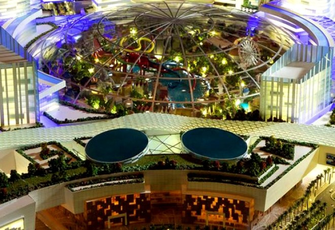 Worlds Largest Shopping Mall - Mall of the World