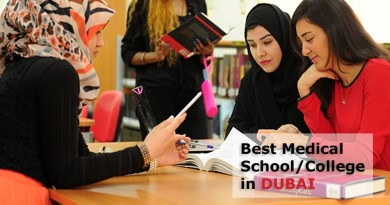 Best Medical School in Dubai