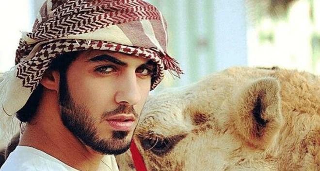 Men in Dubai