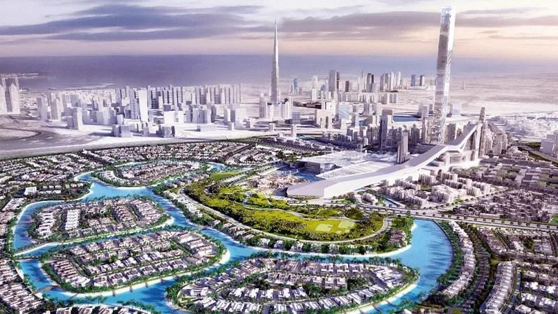 Mohammed Bin Rashid City (MBR)
