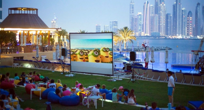 Movie Screening in Dubai