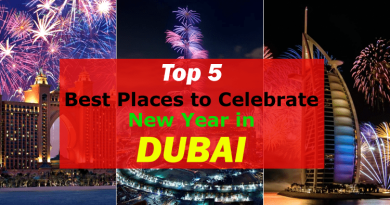Best Places in Dubai for New Year 2017