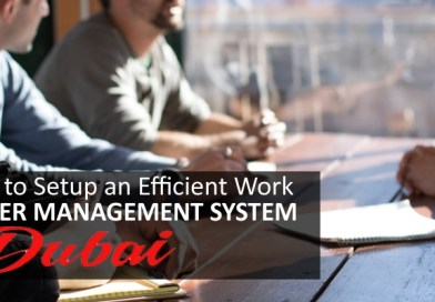 Work Order Management System