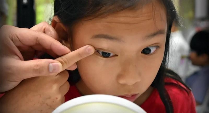 Ortho-k Lenses for Children
