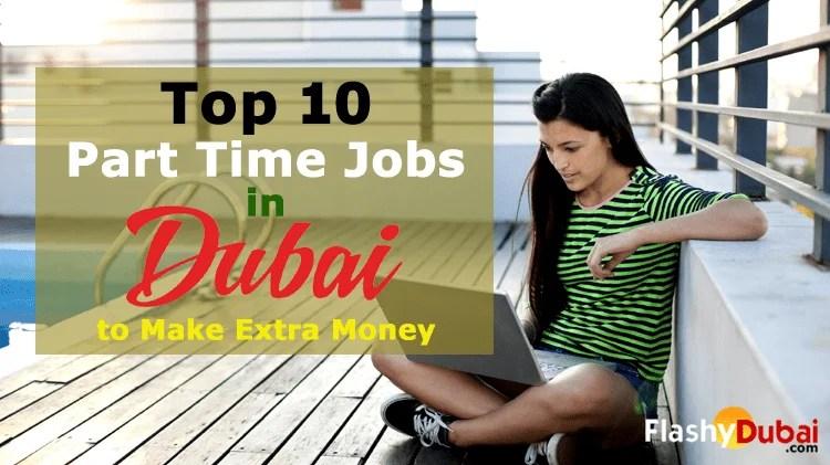 Part Time Jobs in Dubai