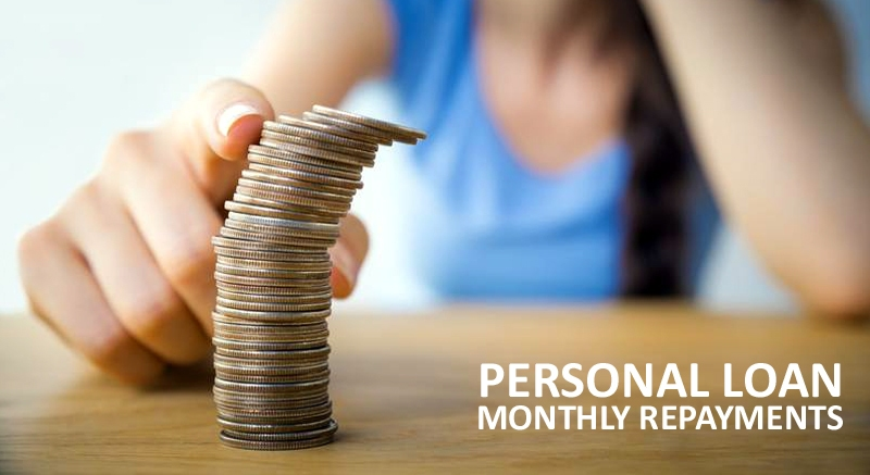 Personal Loan Monthly Repayment