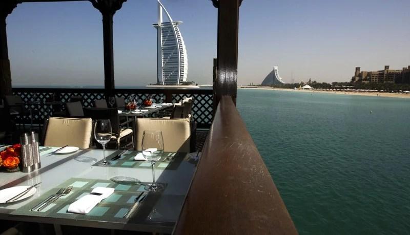 Pierchic Dubai Restaurant