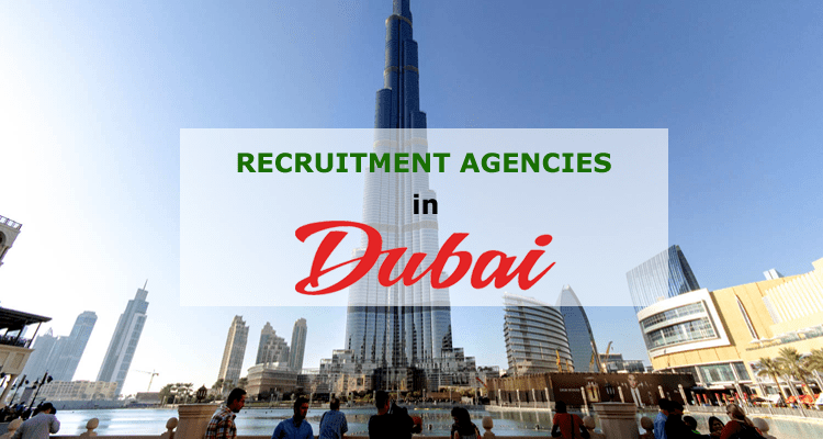 Recruitment Agencies in Dubai