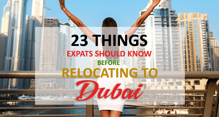 Relocating to Dubai